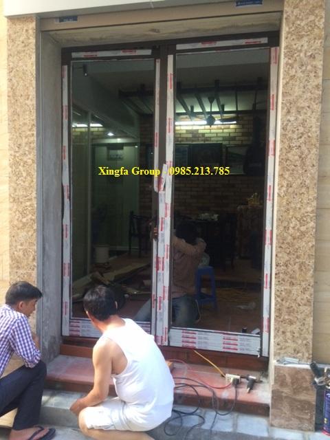 Hãy cùng bảo vệ cửa nhôm Xingfa nhập khẩu chính hãng tem đỏ Quảng Đông
